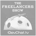 The Freelancers Show logo
